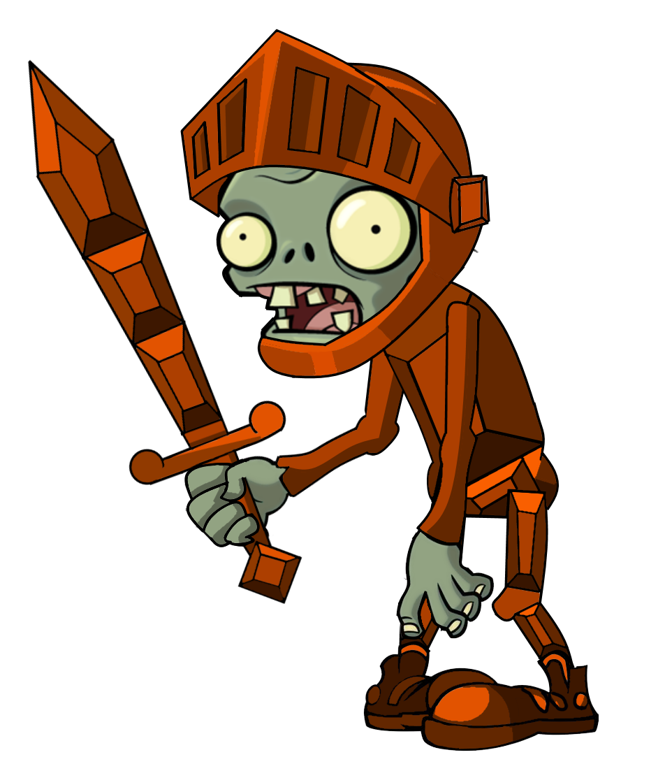 Knights clipart two knights. Image chocolate knight zombie