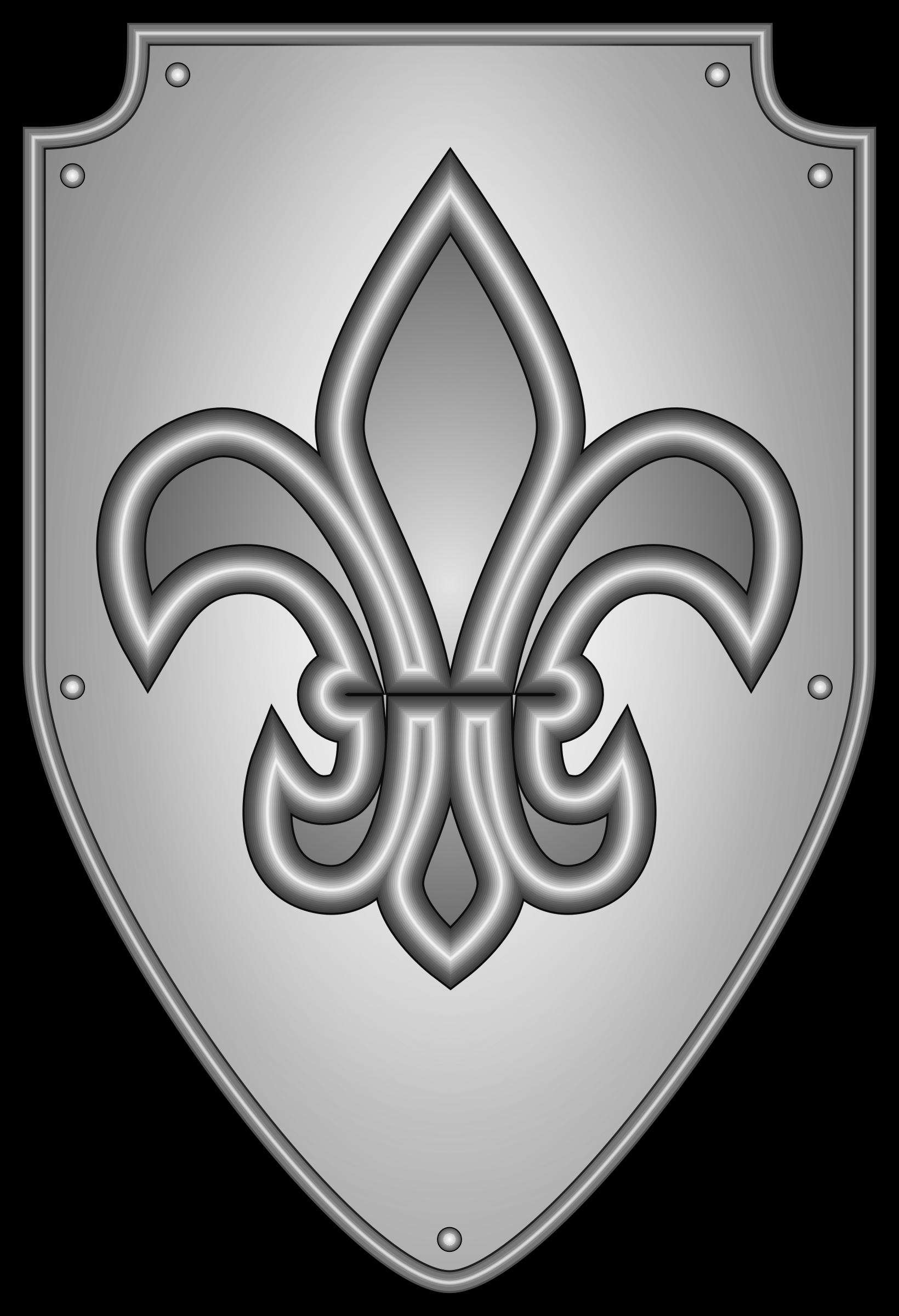 knight clipart sheild