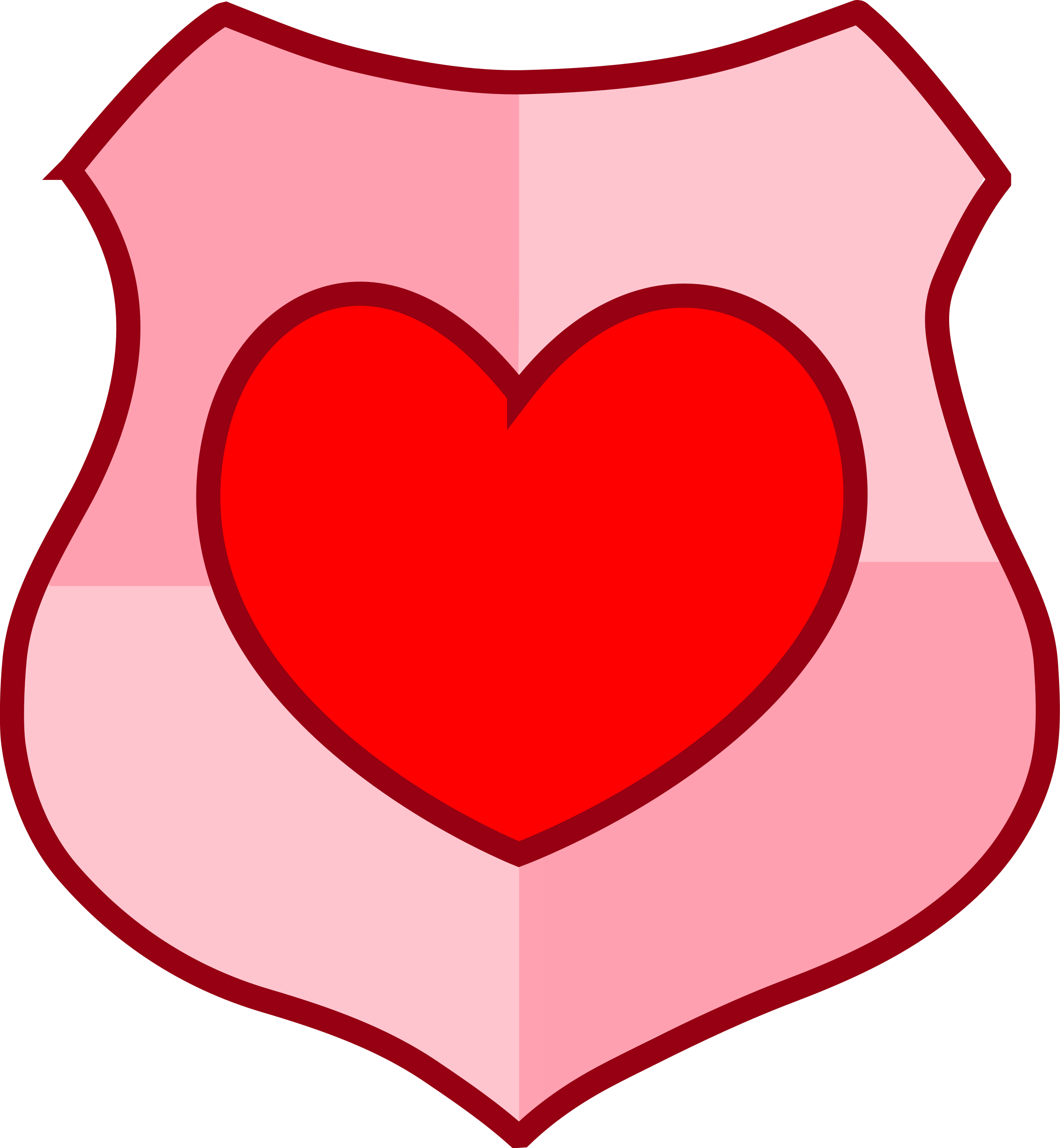 Shield big image png. Love clipart icon