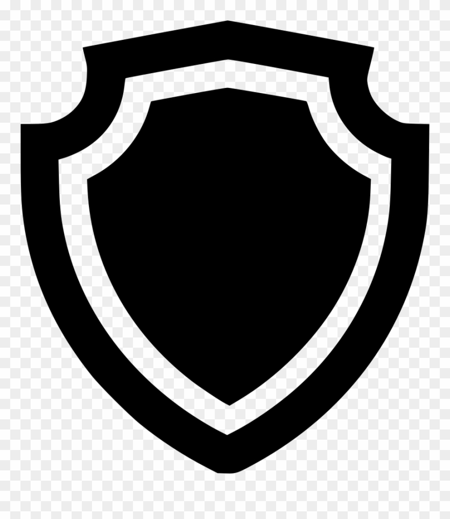 Clipart shield public domain. Security icon