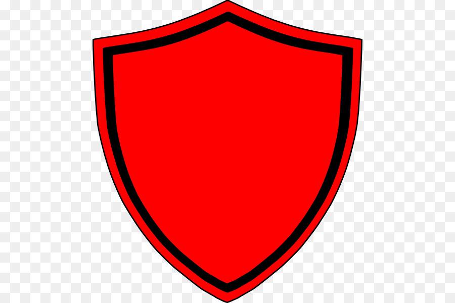 Circle transparent clip art. Clipart shield red black