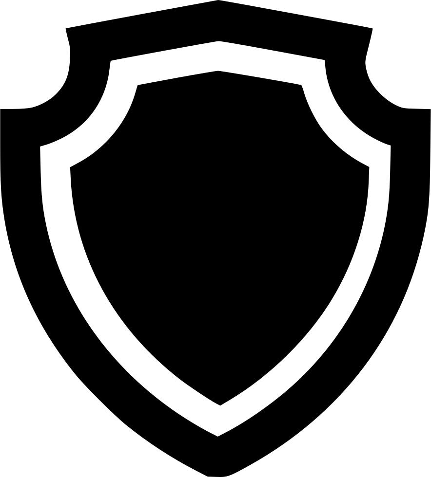 Svg png icon free. Clipart shield security shield