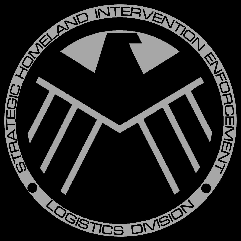Marvel agents of vector. Clipart shield shield logo