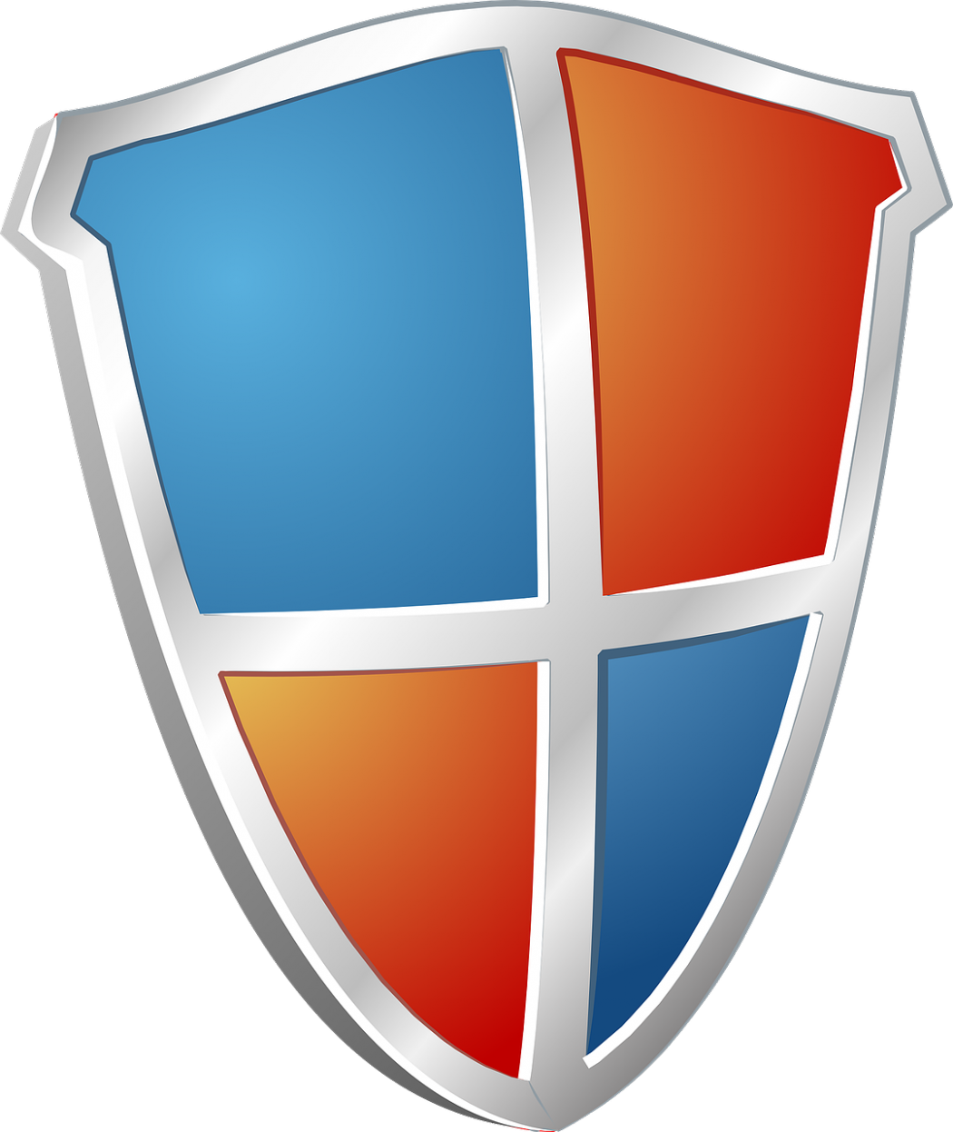 The privacy shield an. Knights clipart sheild