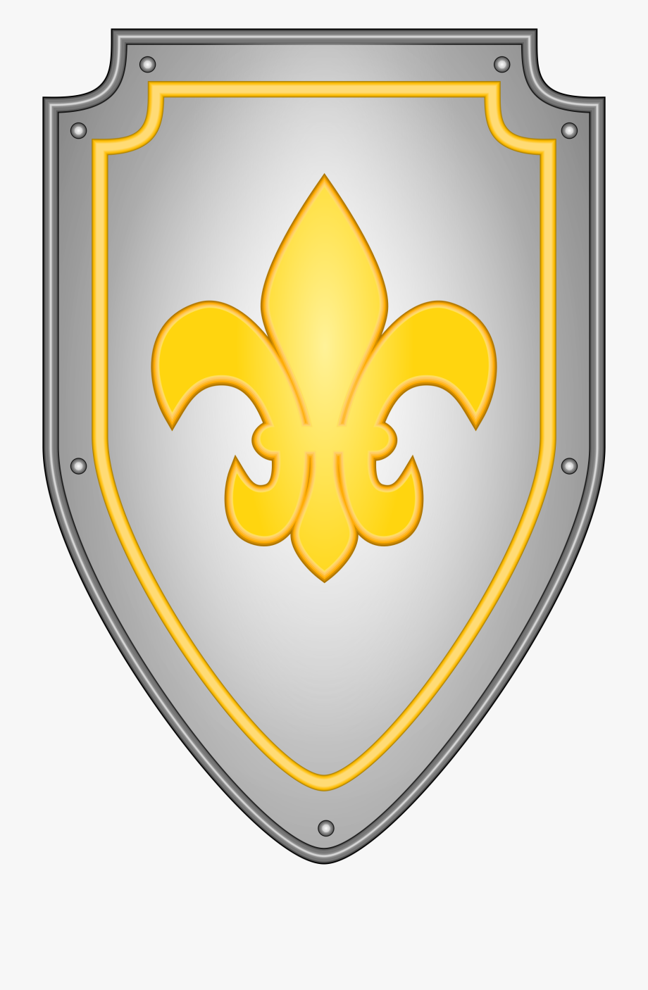 Knights clipart sheild. Shield knight transparent cartoon