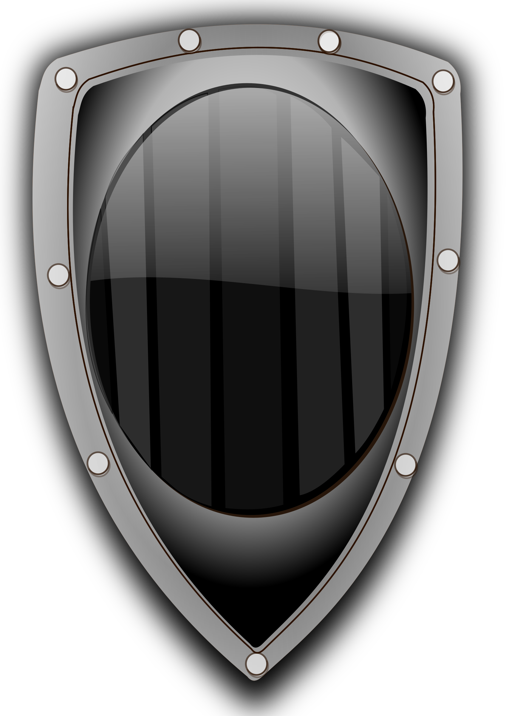 Warrior clipart shield. Metal big image png