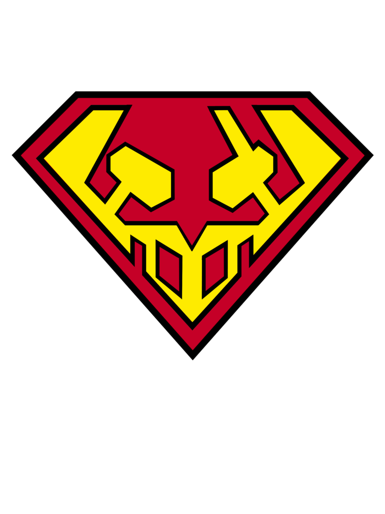 Superman bleach by wiki. Clipart shield skull