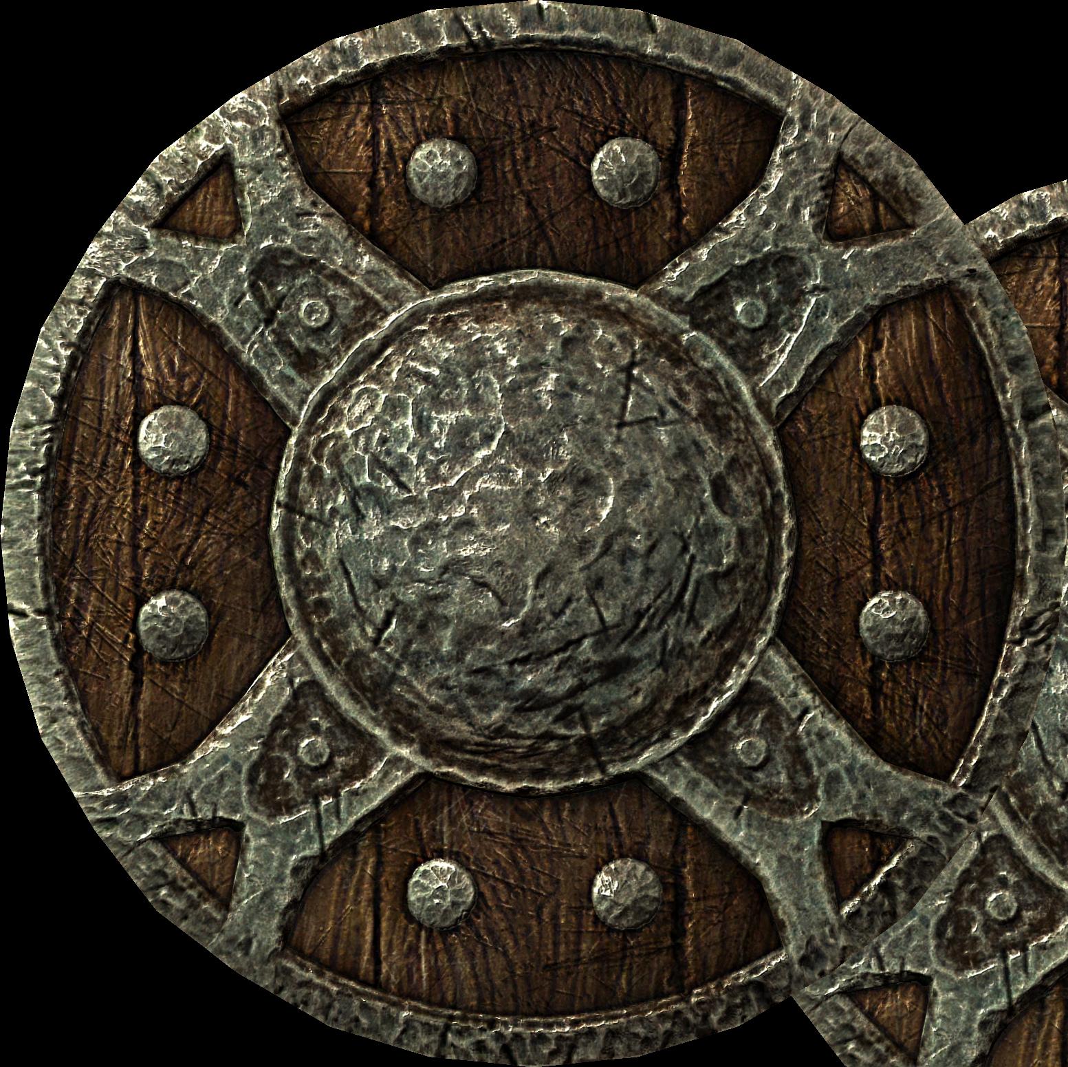Clipart shield spartan shield. Iron skyrim pinterest rpg