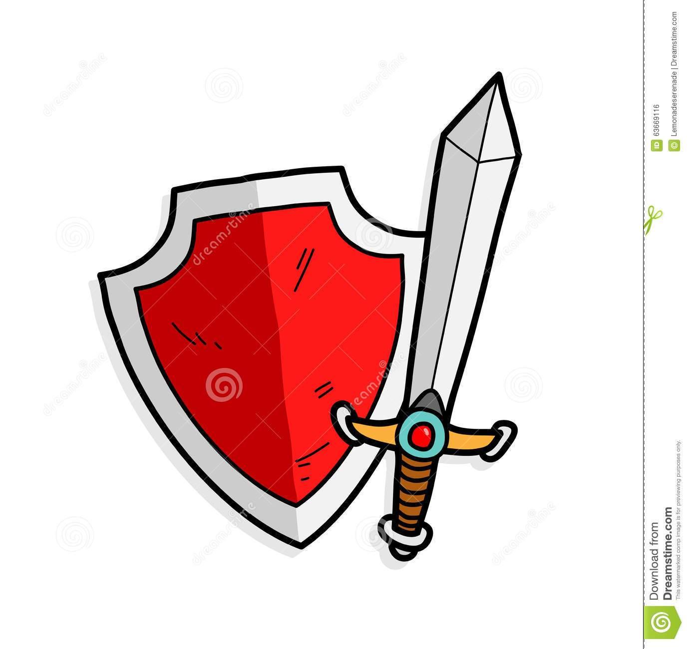 Clipart shield sword. And portal