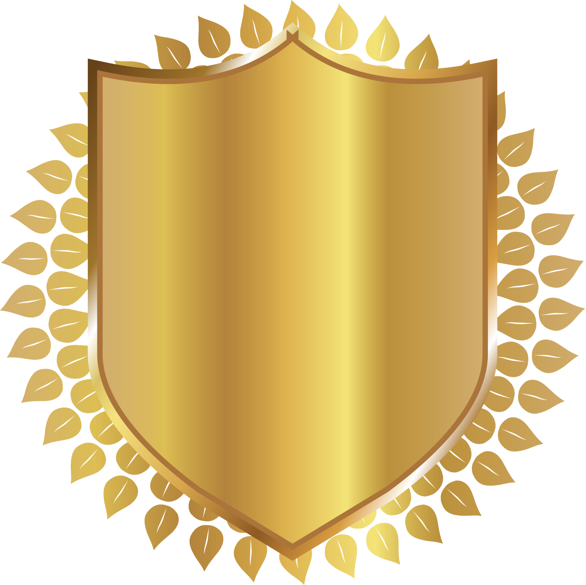 Clipart shield trophy. Laurel wreath bay clip
