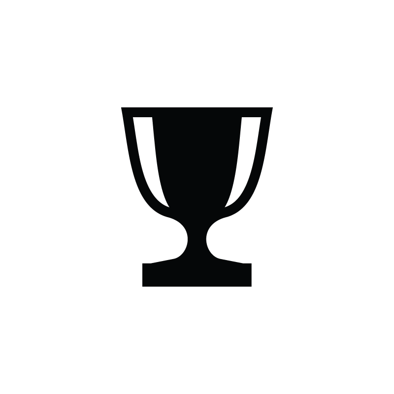 Clipart shield trophy. Achievement award cup medal