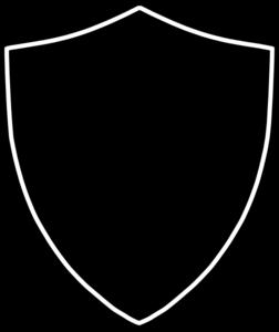 Clip art at clker. Clipart shield vector