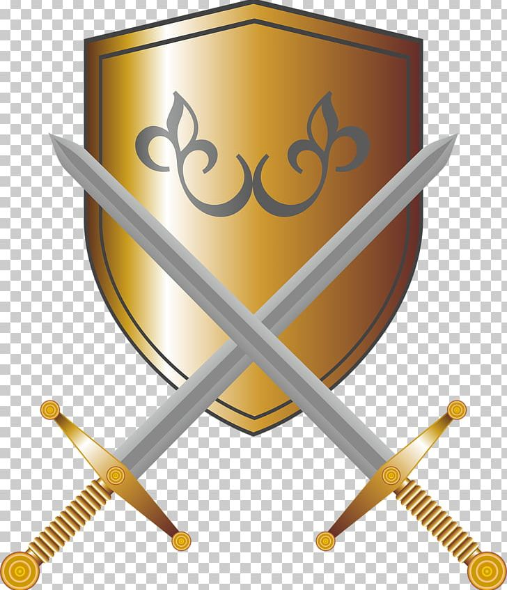 Clipart shield weapon. Knightly sword png coat