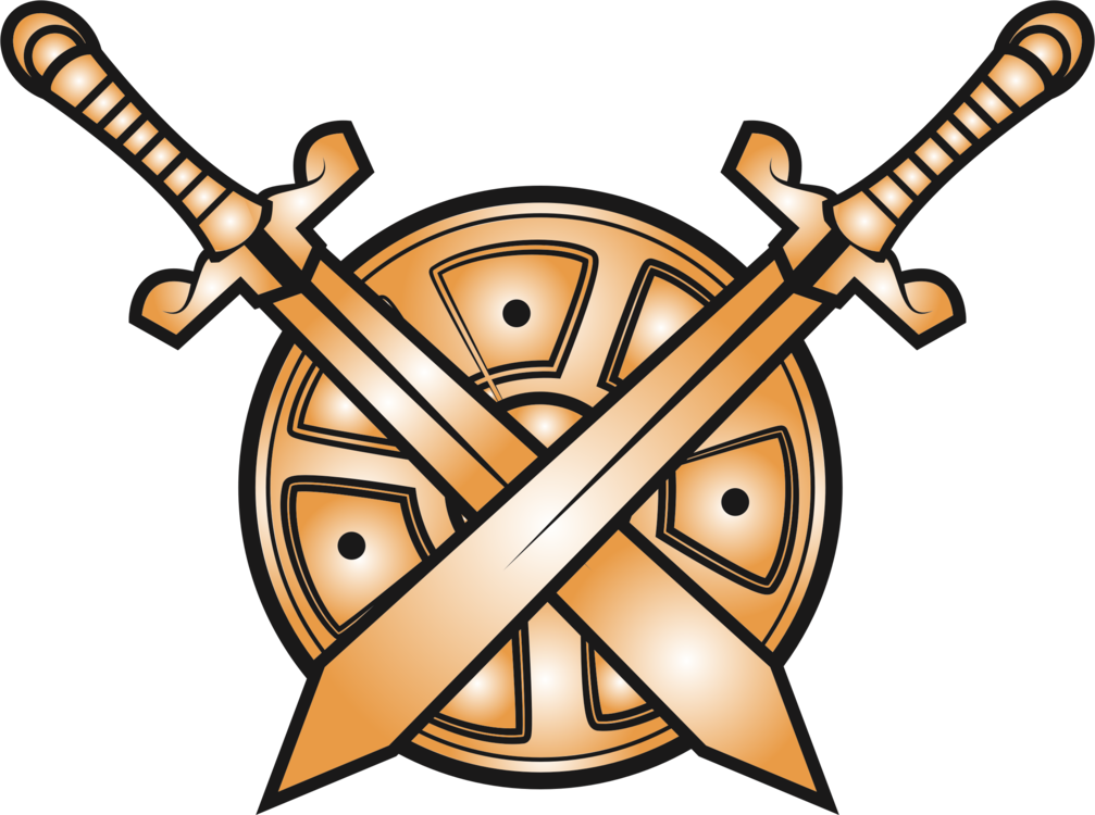 Clipart shield weapon. Symbol cold artwork png