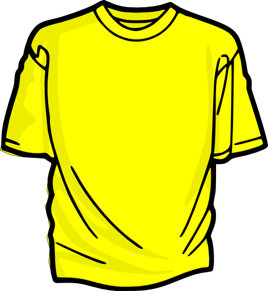 T shirt clip art. Pajamas clipart tshirt