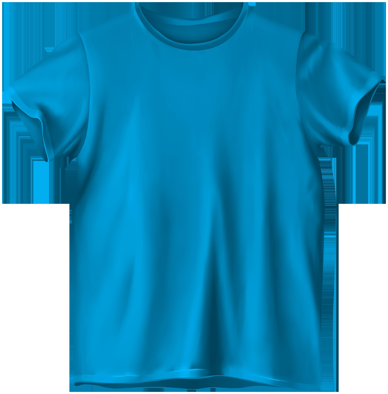 Blue t png best. Clipart shirt