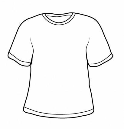 t clip art. Clipart shirt baju