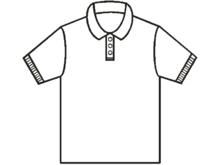 Polo wikipedia . Clipart shirt baju