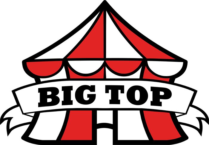 Big top shirts for. Thanks clipart end