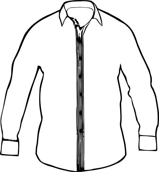 dress clipart chemise