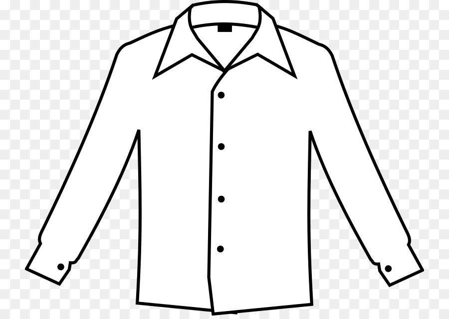 Clipart shirt clothing. White background tshirt