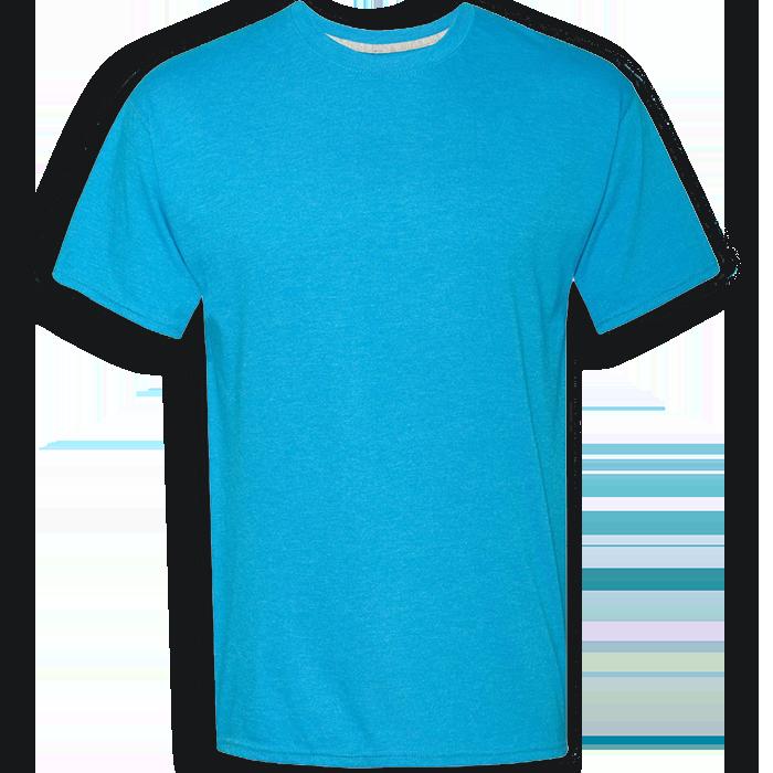 Shirts clipart folded shirt. Gildan cotton feel performance