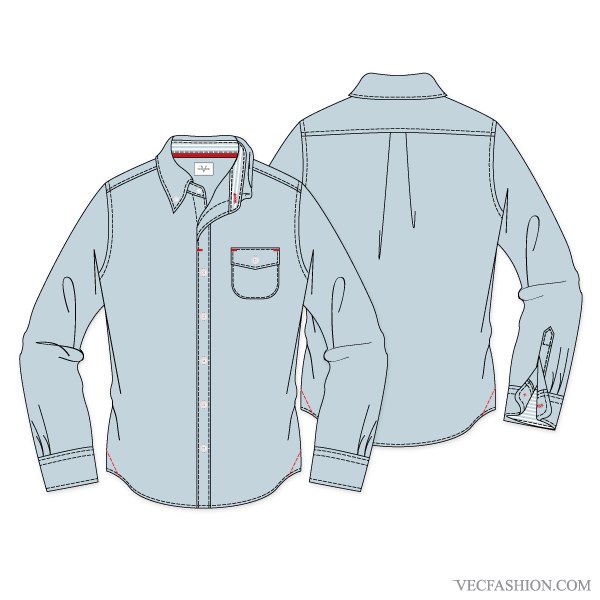 Men with button down. Clipart shirt formal shirt