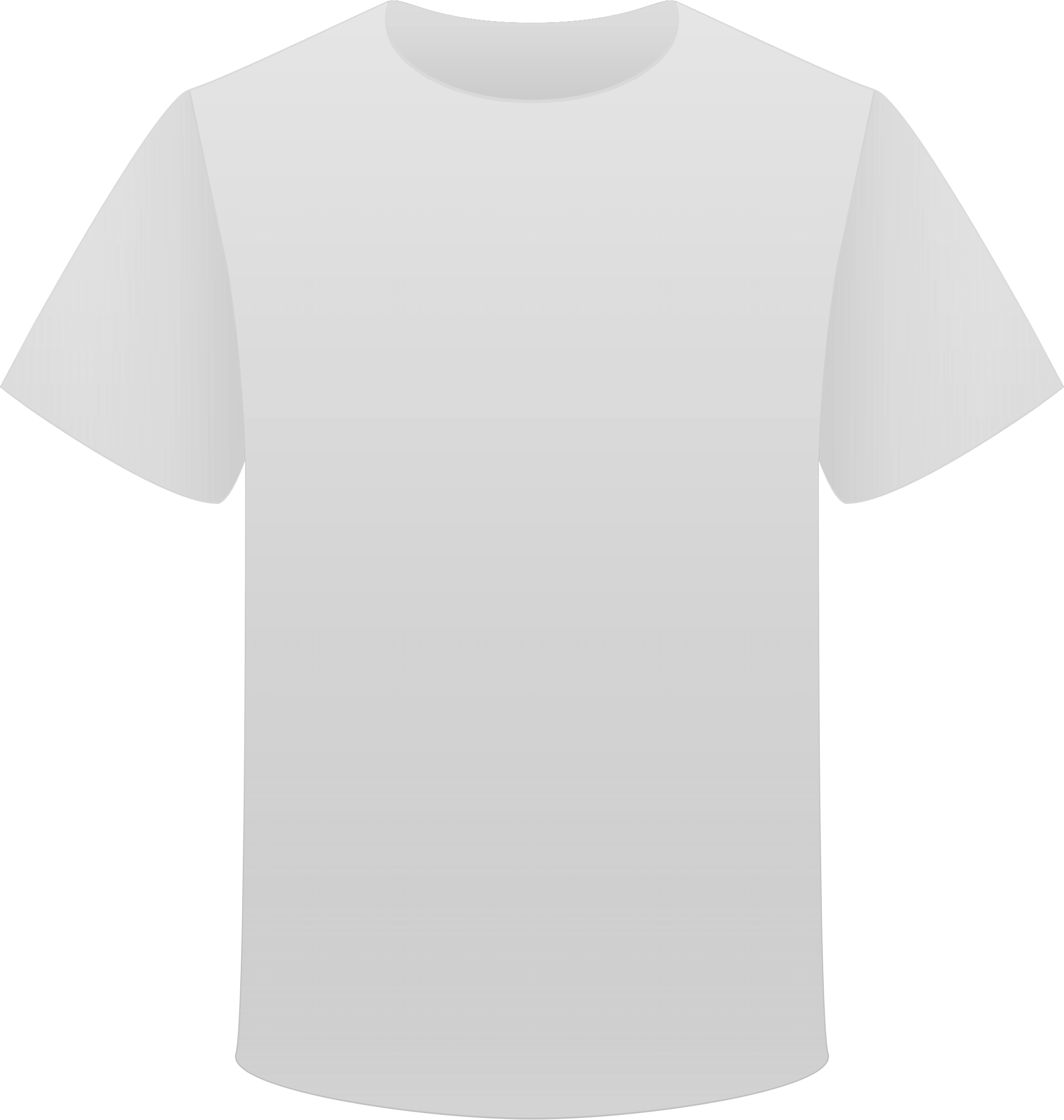Clipart shirt gray shirt. Tshirt white transparent png