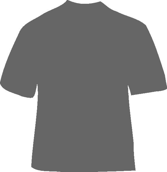 Clipart shirt gray shirt. T clip art at