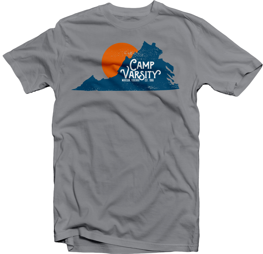 Blue ridge graphics custom. Clipart shirt gray shirt