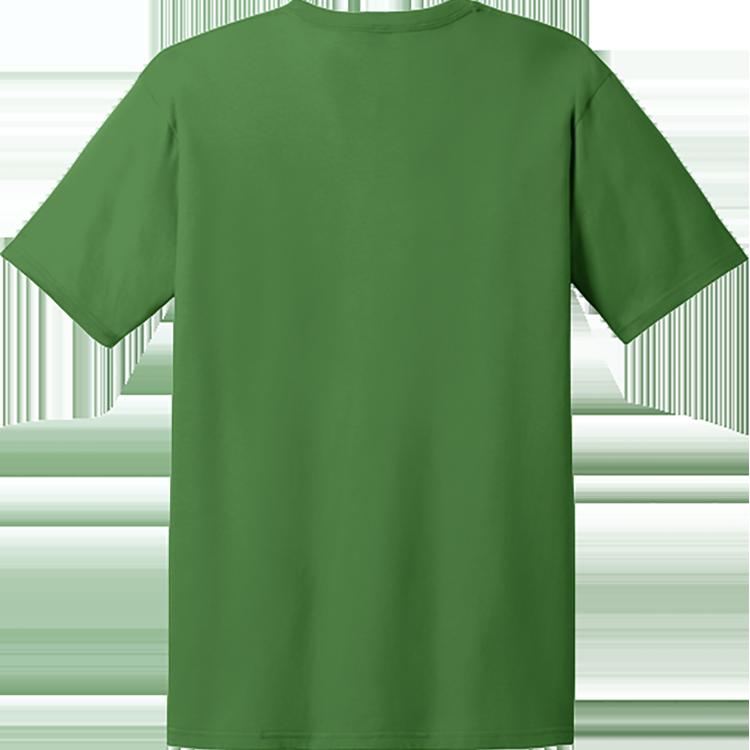 Clipart shirt green shirt. Men s cotton t