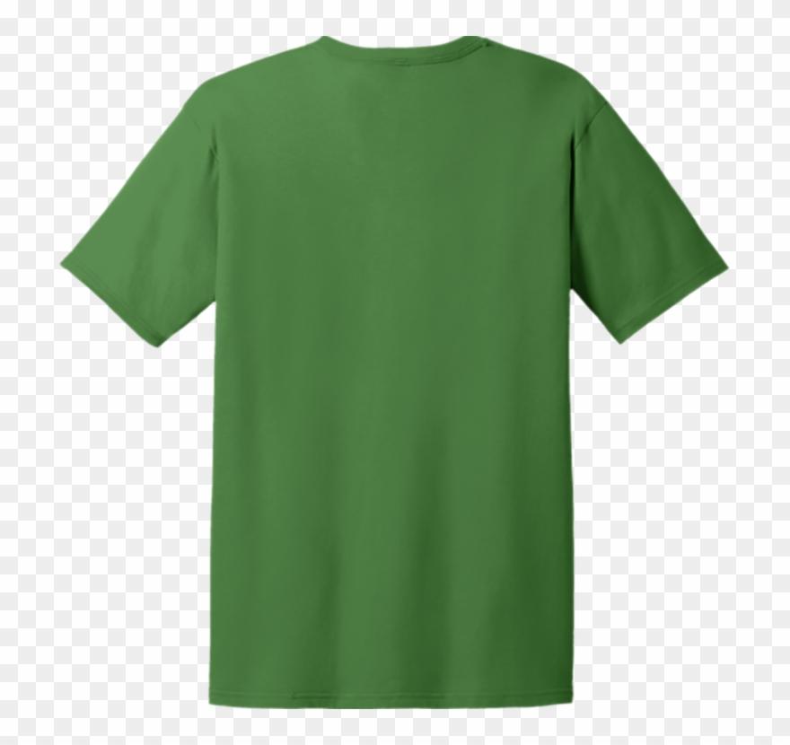 Apple tshirt back png. Clipart shirt green shirt