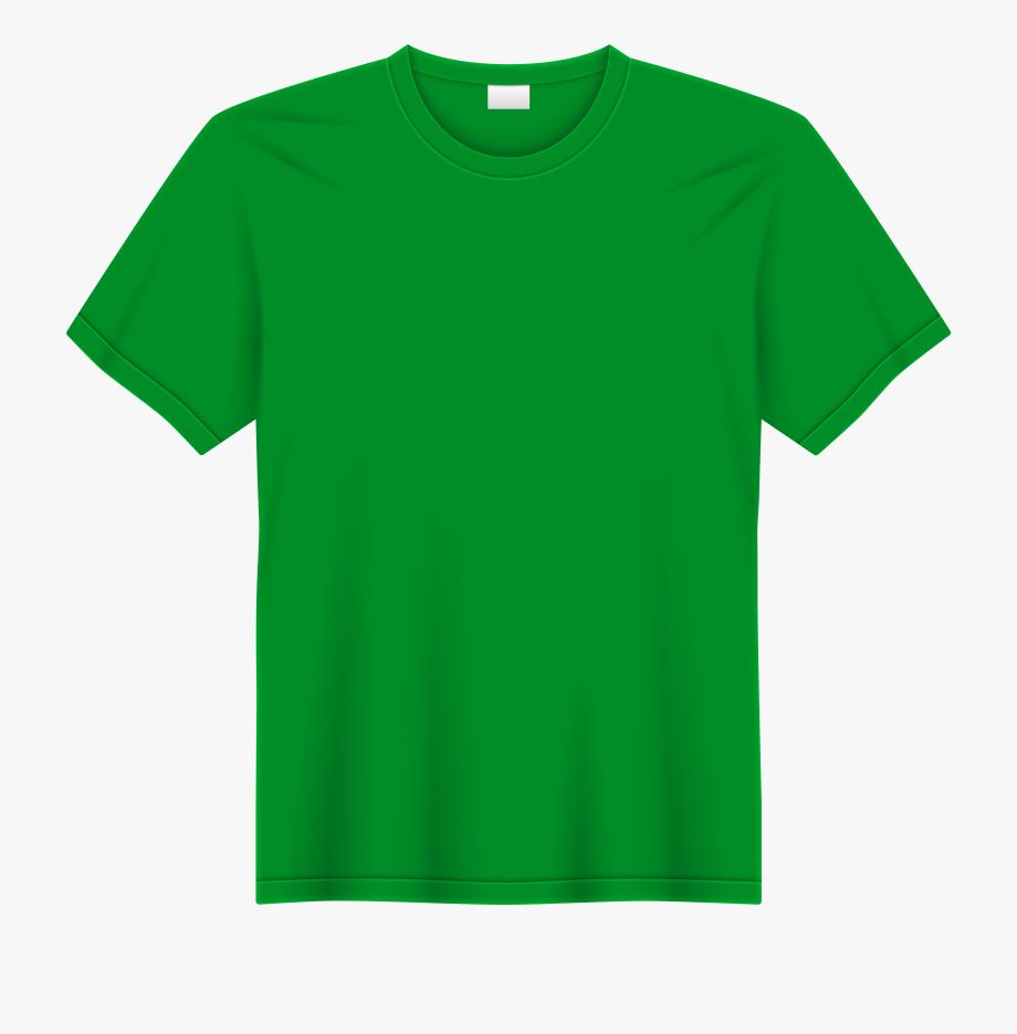 T png clip art. Clipart shirt green shirt