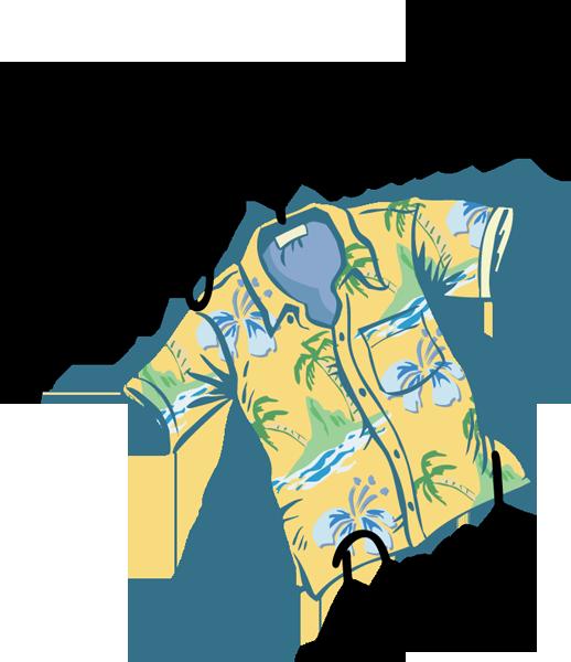 Hawaiian day hawaiian