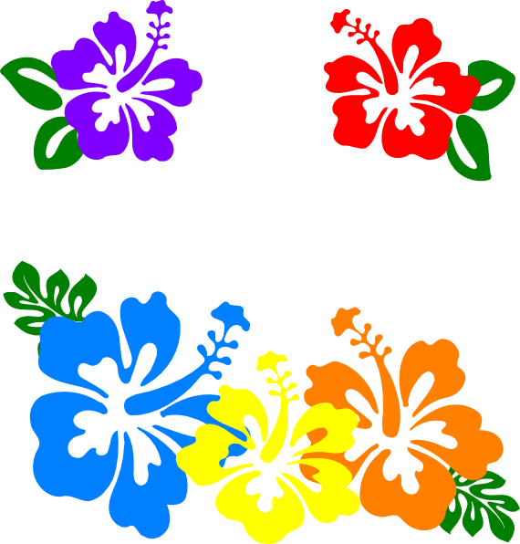 Hibiscus clipart luau birthday. Rack yourminds plus length