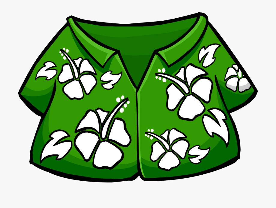 Shirt clipart hawiian. Hawaiian clip art png