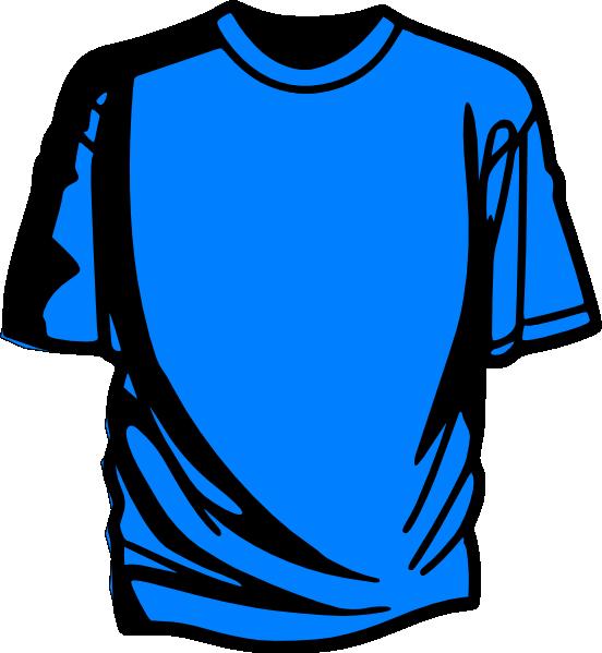 T blue clip art. Clipart shirt jeans