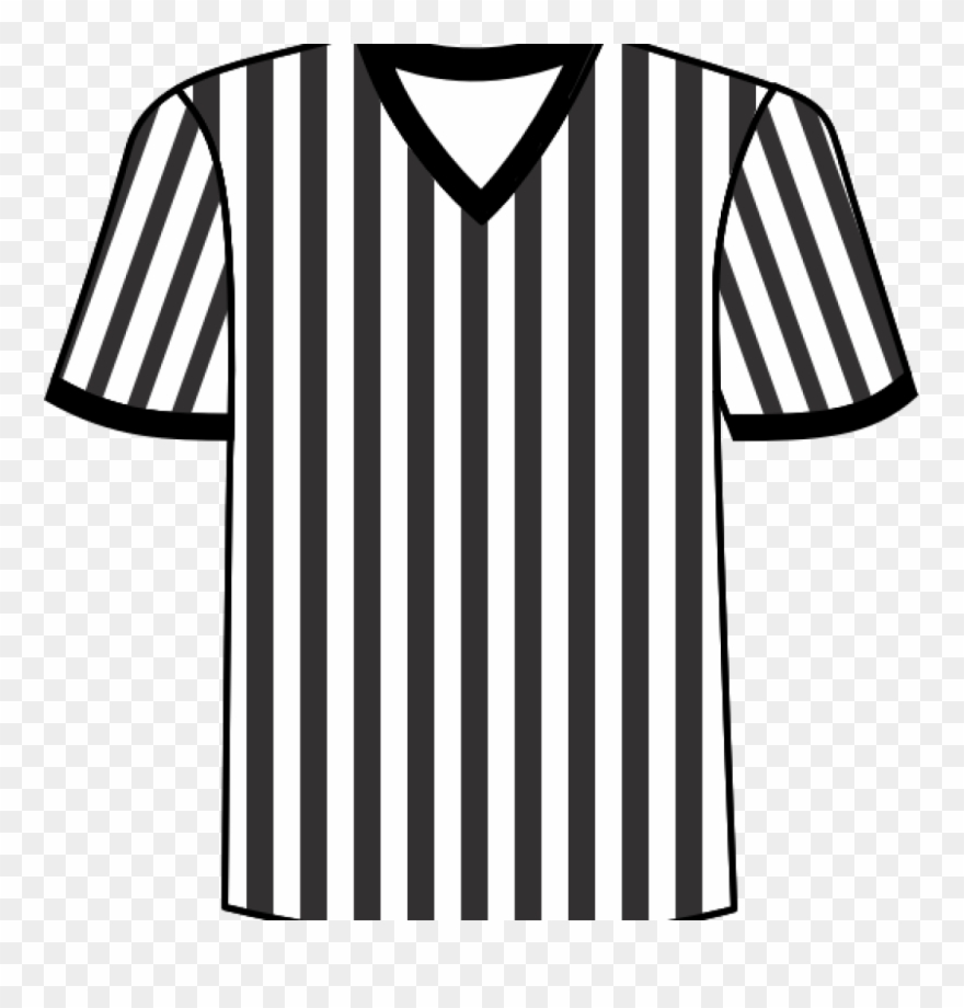 Jersey clipart jersey number. Sports clip art referee