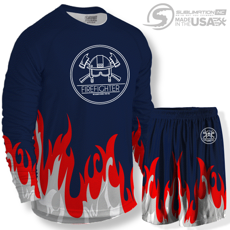 Clipart shirt long sleeve shirt. All flame theme custom