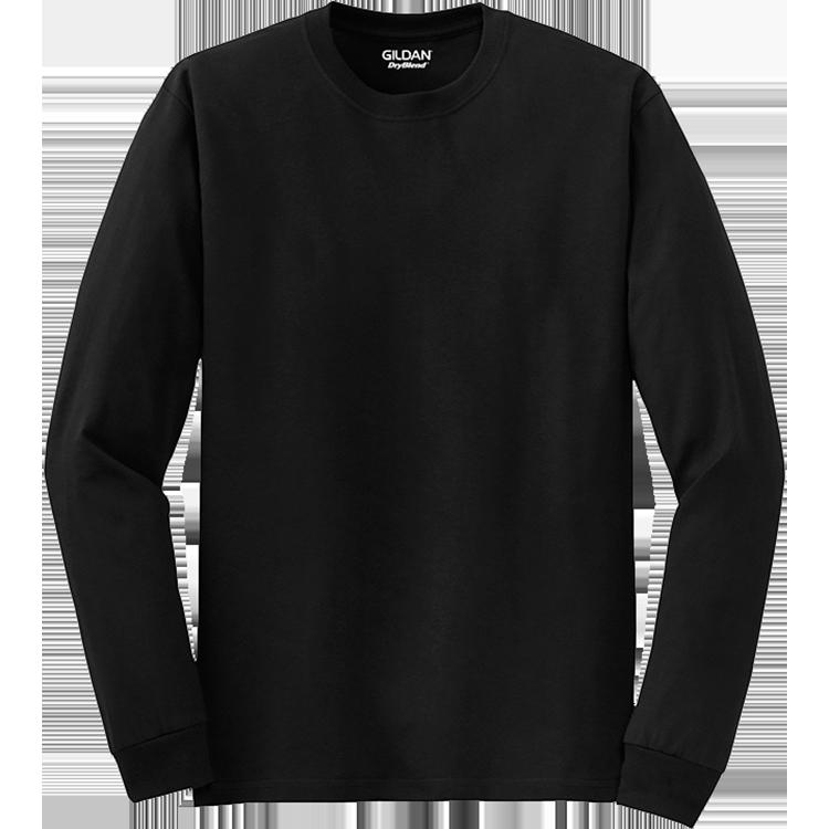 Clipart shirt long sleeve shirt. Unisex cotton polyester sleeves