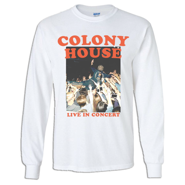 Colony house apparel on. Clipart shirt long sleeve shirt
