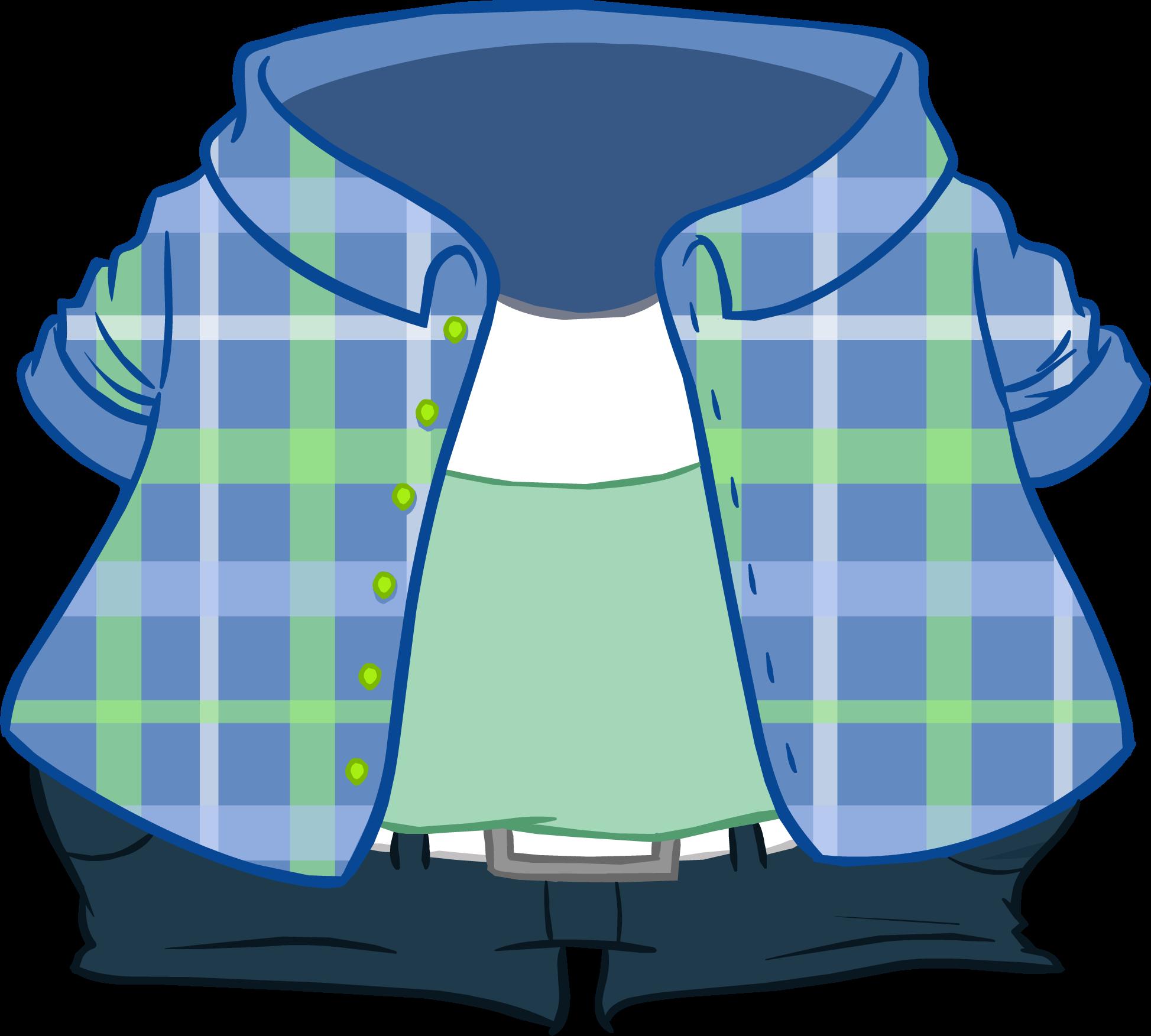 Plaidasaurus club penguin wiki. Clipart shirt plaid shirt