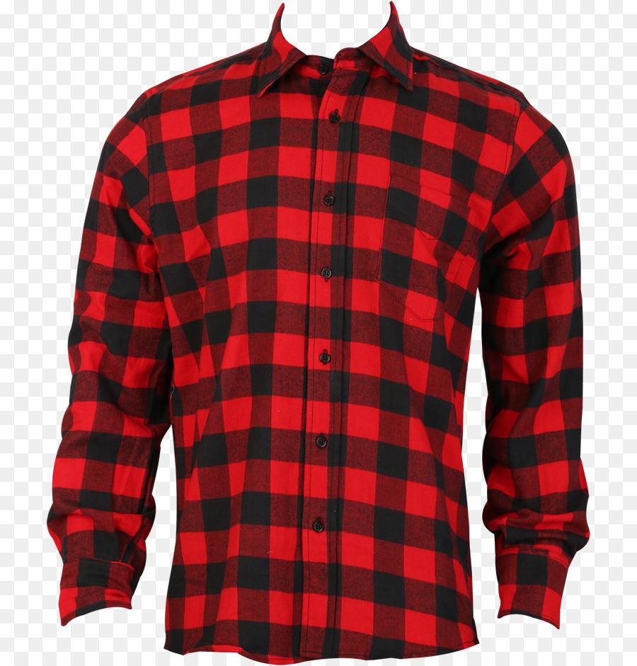 Transparent flannel png t. Clipart shirt plaid shirt