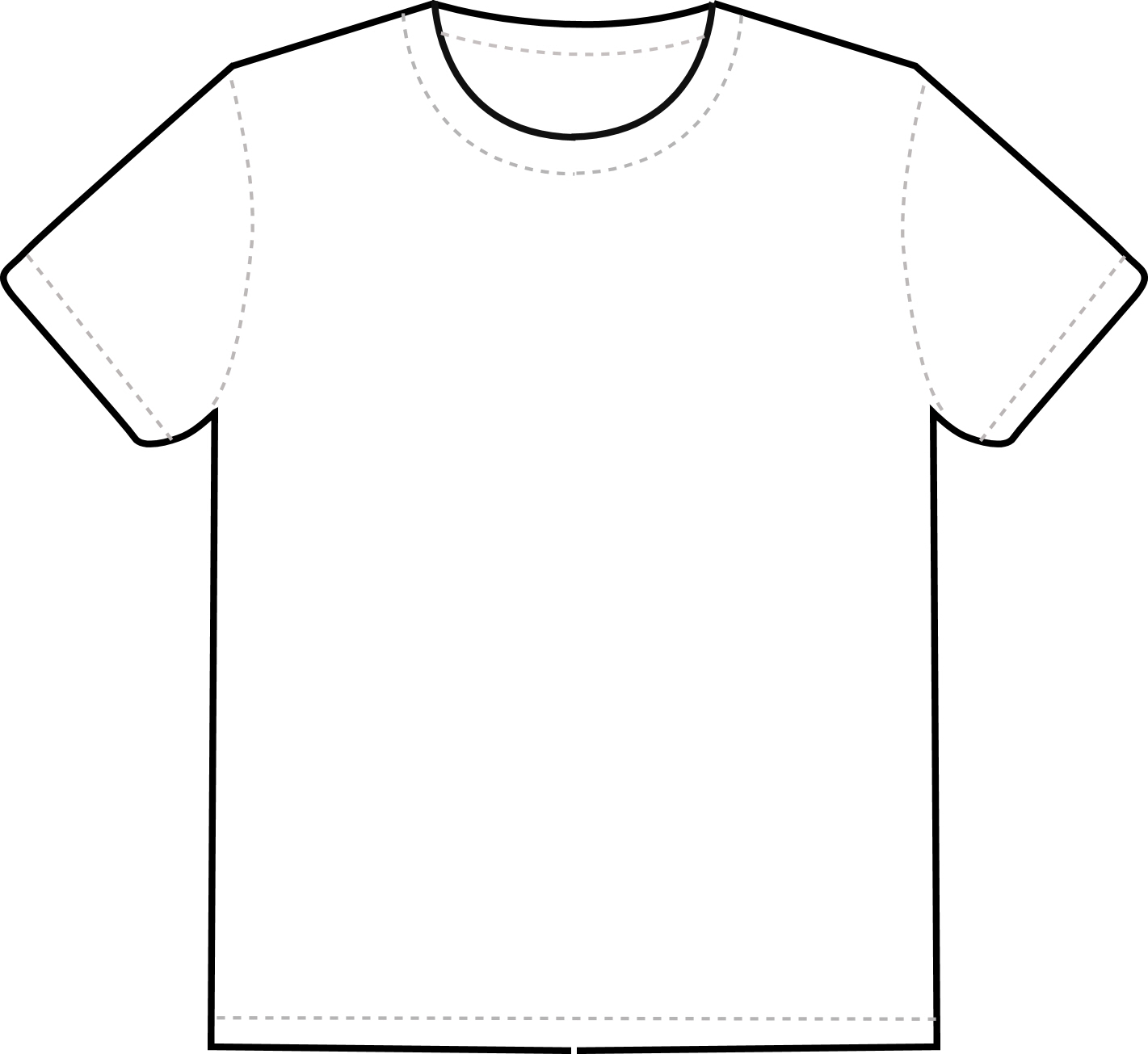 Free t download clip. Clipart shirt printable
