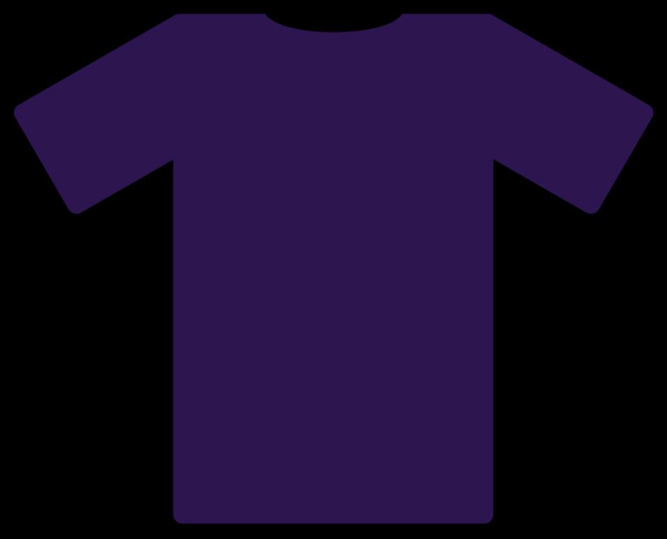 Clipart shirt purple object. Free stock photo illustration