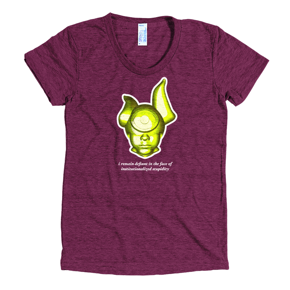 Clipart shirt purple object. Of defiance t by