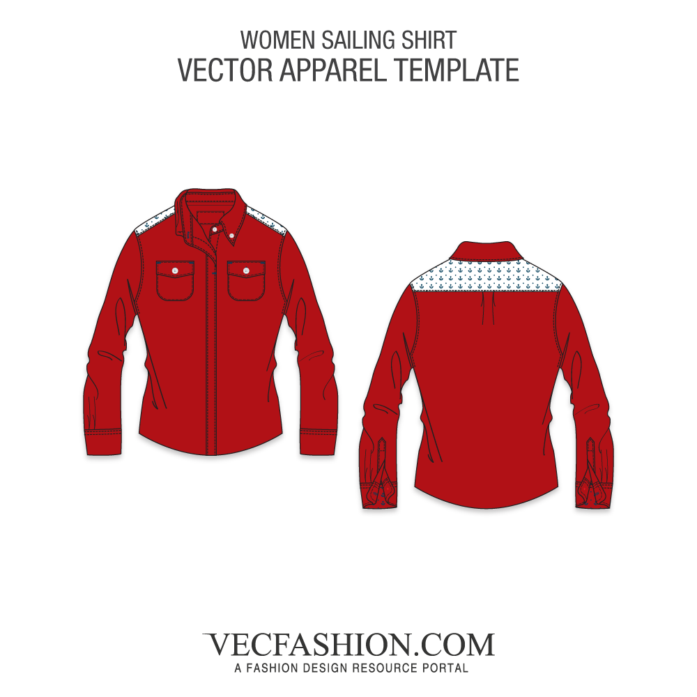 Sportswear page vecfashion sport. Clipart shirt red vest