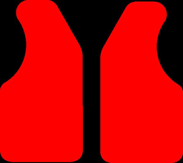Clipart shirt red vest. Clip art at clker