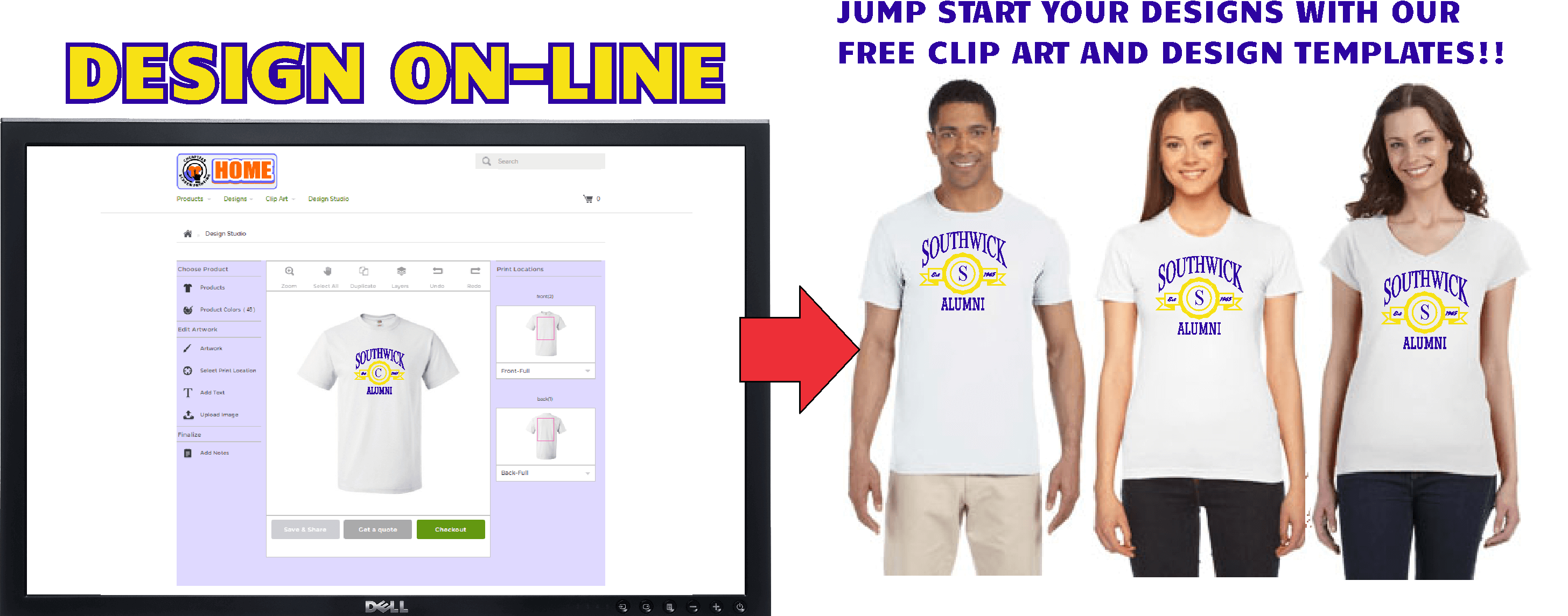 Screen printer in southwick. Clipart shirt school shirt