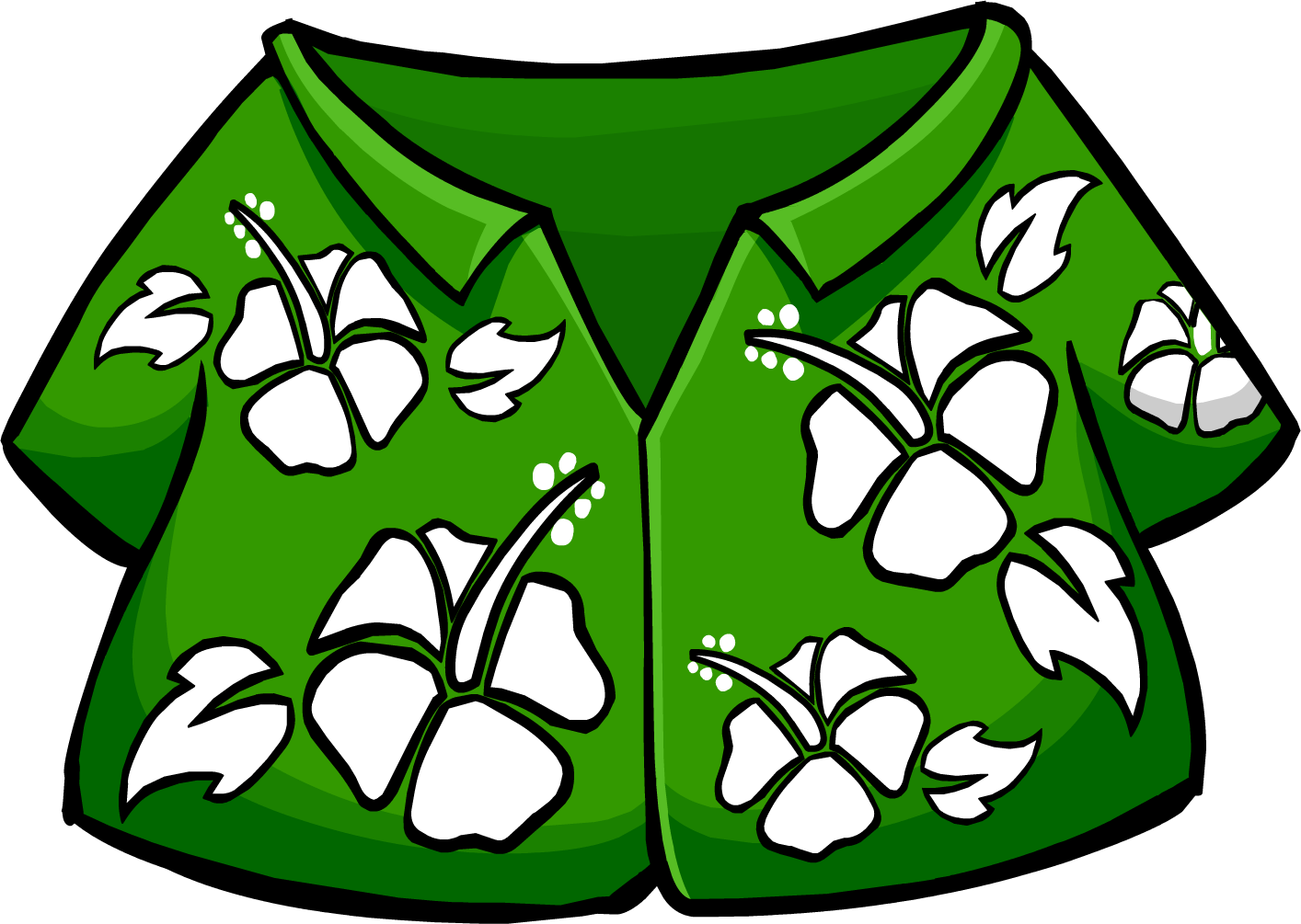 Image shirt png club. Hawaiian clipart item